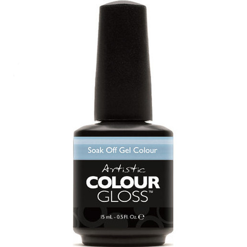 Artistic Colour Gloss - GRACEFUL 03107 - Soak Off Gel Nail Colour , 0.5 fl oz