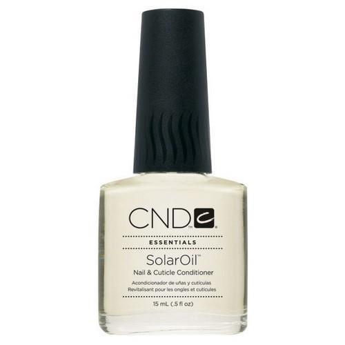 CND SOLAR OIL | NAIL & CUTICLE CONDITIONER | 0.5 OUNCES
