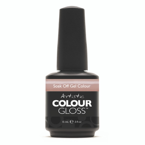 Artistic Colour Gloss - IN BLOOM 03078  - Soak Off Gel Nail Colour , 0.5 fl oz