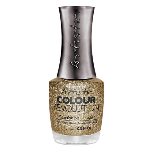 Artistic Colour Revolution - GLAMOROUS 2303123 - Reactive Nail Lacquer , 0.5 fl oz
