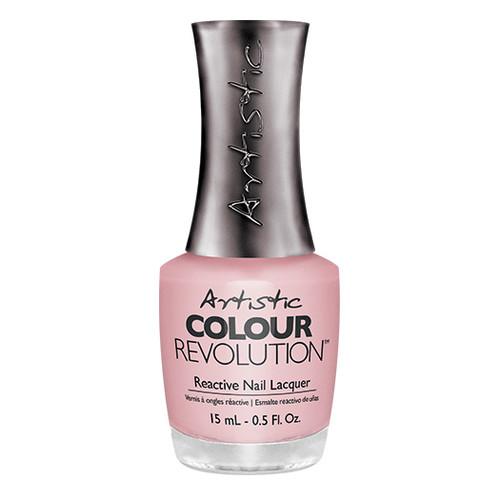 Artistic Colour Revolution - PROMISES 2303136  - Reactive Nail Lacquer , 0.5 fl oz
