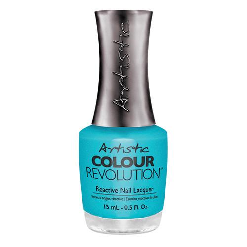 Artistic Colour Revolution - CHILL 2303117  - Reactive Nail Lacquer , 0.5 fl oz