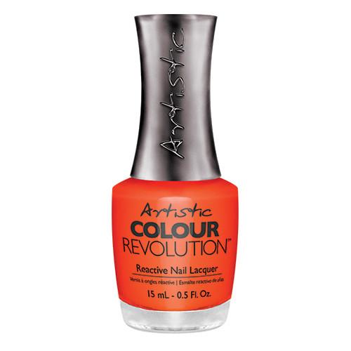 Artistic Colour Revolution - SULTRY 2303114 - Reactive Nail Lacquer , 0.5 fl oz