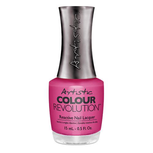 Artistic Colour Revolution - FLIRTY 2303113 - Reactive Nail Lacquer , 0.5 fl oz
