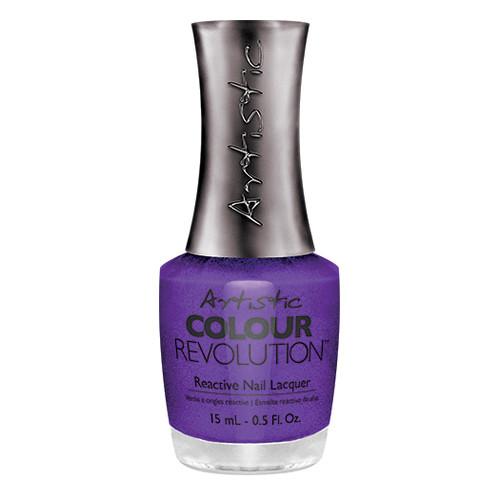 Artistic Colour Revolution - CAVIAR FOR BREAKFAST 2303085 - Reactive Nail Lacquer , 0.5 fl oz