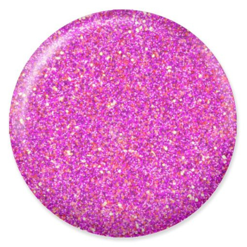 DND DC SOAK OFF GEL MERMAID | Powder Pink 242