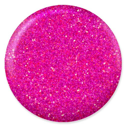 DND DC SOAK OFF GEL MERMAID | Red Violet 244
