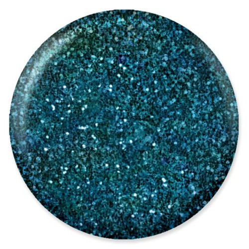 DND DC SOAK OFF GEL MERMAID | Dark Aqua 248