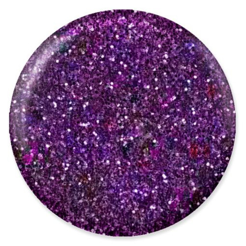 DND DC SOAK OFF GEL MERMAID | Dark Purple 251