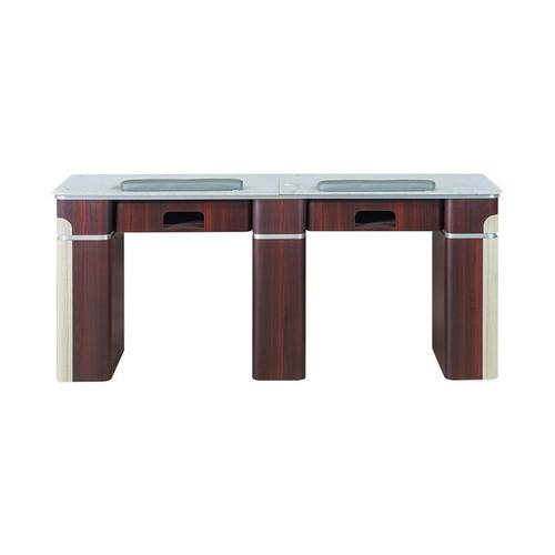 "I Double Nail Table - 68 7/8"" - 1-Hole LED (90)"