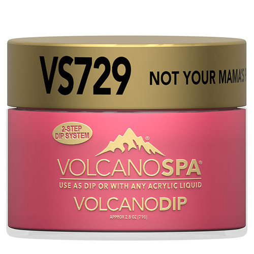 Volcano Spa 3-IN-1 | VS729 Not Your Mama's Pink