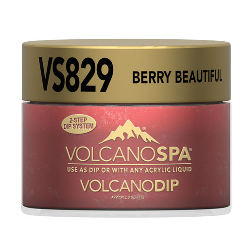 Volcano Spa 3-IN-1 | VS829 Berry Beautiful