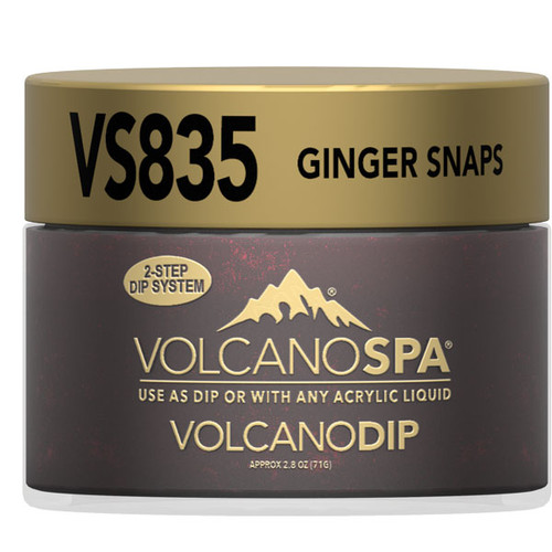 Volcano Spa 3-IN-1 | VS835 Ginger Snaps
