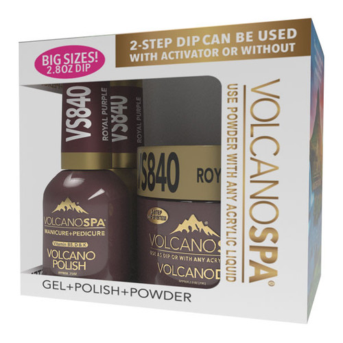 Volcano Spa 3-IN-1 | VS840 Royal Purple