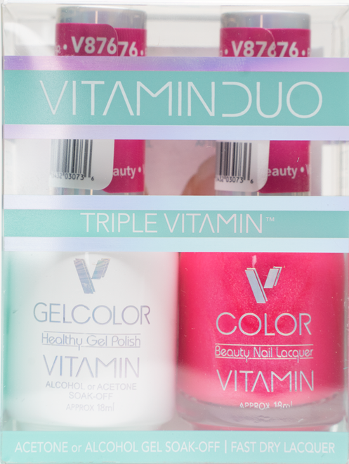 Triple Vitamin Matching Duo - V876 Beach Beauty