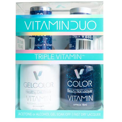 Triple Vitamin Matching Duo - V888 Splendor