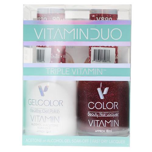 Triple Vitamin Matching Duo - V890 Bombshell