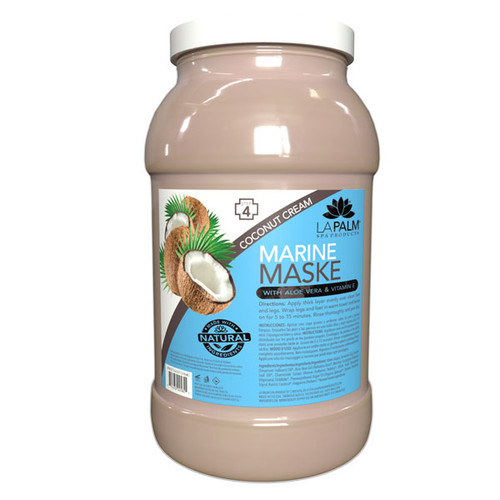 La Palm Marine Mask 1 gallon - Coconut Cream