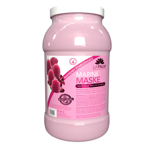 La Palm Marine Mask 1 gallon - Raspberry Pomegranate