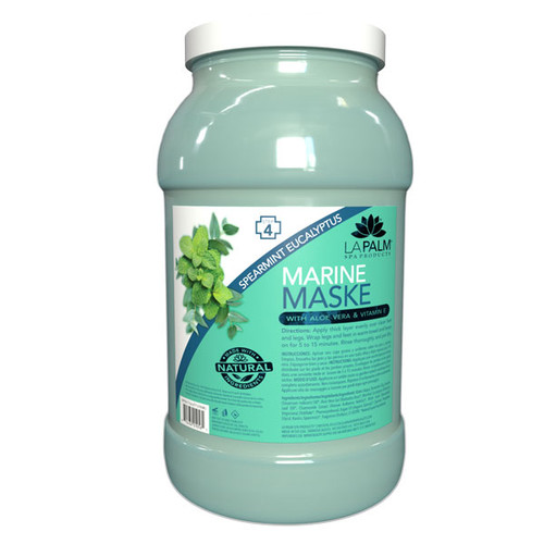La Palm Marine Mask 1 gallon - Spearmint Eucalypus