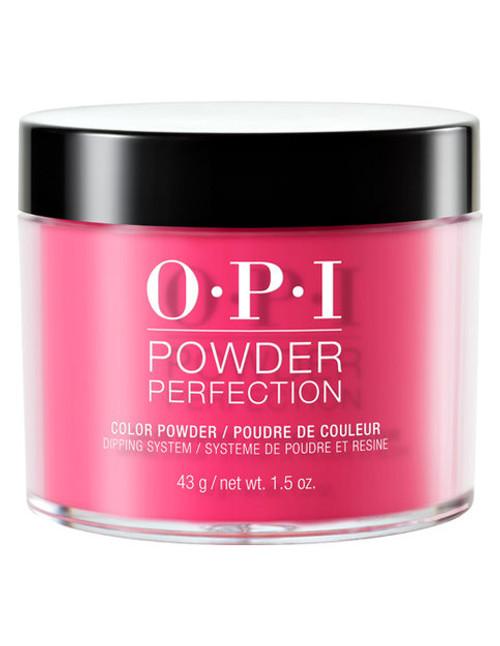 OPI Nails Powder Perfection 1.5 oz. - Strawberry Margarita