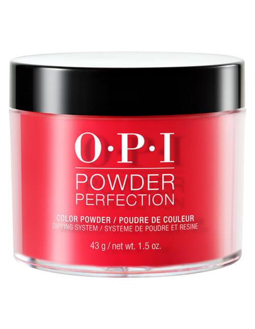 OPI Nails Powder Perfection 1.5 oz. -Cajun Shrimp