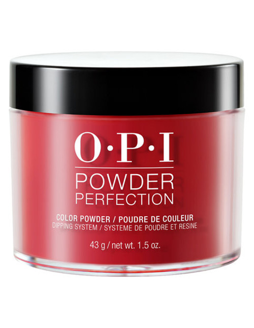 OPI Nails Powder Perfection 1.5 oz. - The thrill of Brazil