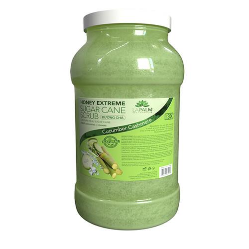 La Palm Sugar Scrub Extreme 1 gallon - Cucumber Cashmere