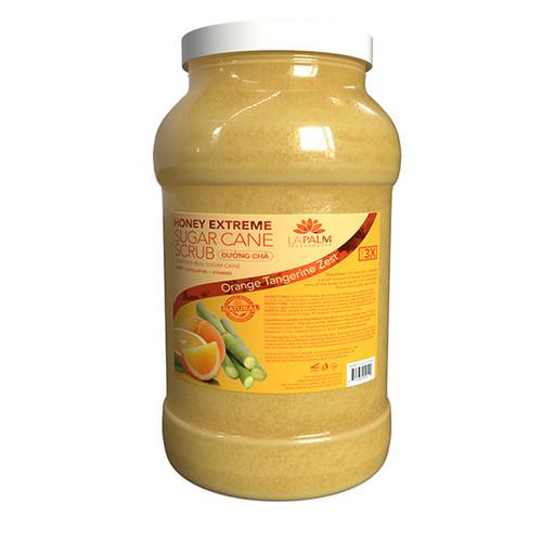 La Palm Sugar Scrub Extreme 1 gallon - Orange Tangerine Zest