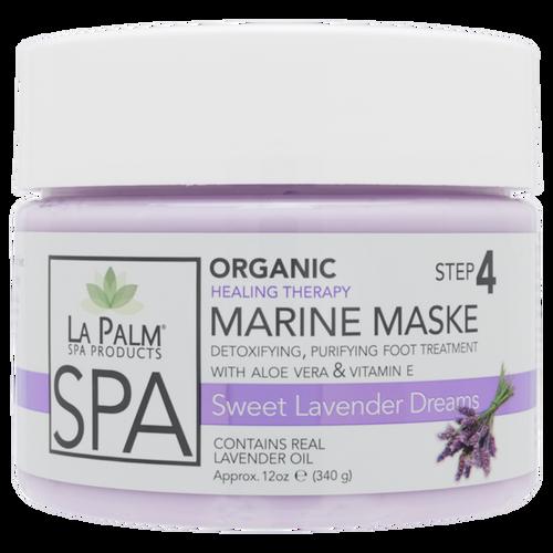 La Palm Marine Mask | 12oz | Sweer Lavender Dreams