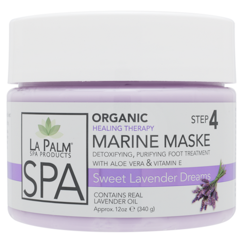 La Palm Marine Mask | 12oz | Sweer Lavender Dreams