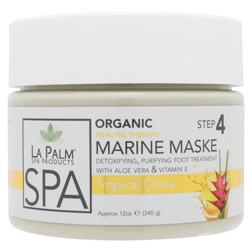 La Palm Marine Mask | 12oz | Tropical Citrus