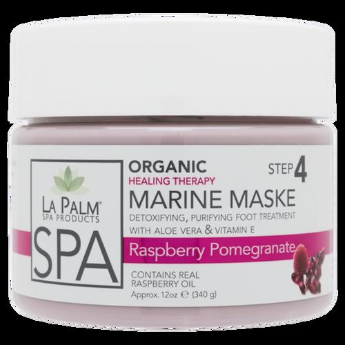 La Palm Marine Mask | 12oz | Raspberry Pomegranate