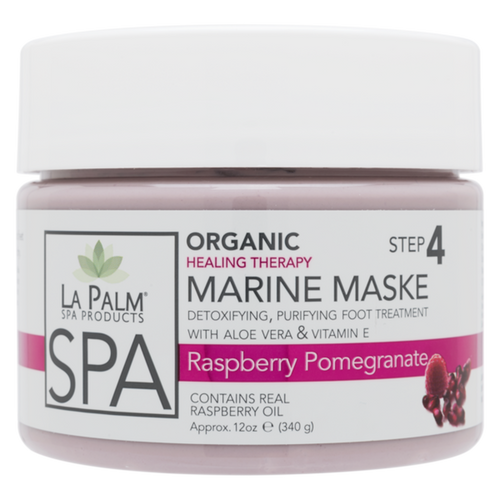 La Palm Marine Mask | 12oz | Raspberry Pomegranate