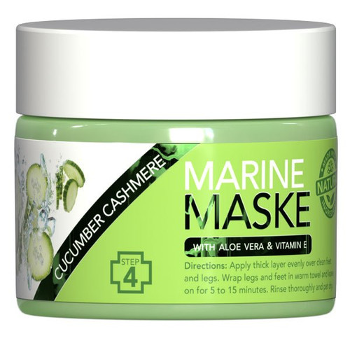 La Palm Marine Mask | 12oz | Cucumber Cashmere