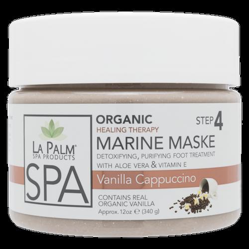La Palm Marine Mask | 12oz | Vanilla Cappuccino