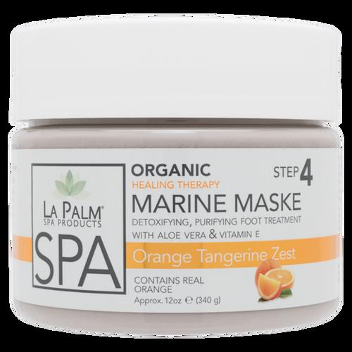 La Palm Marine Mask | 12oz | range Tangerine Zest