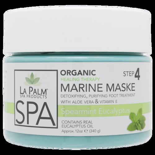 La Palm Marine Mask | 12oz | Spearmint Eucalyptus