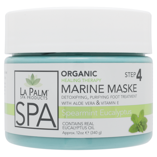 La Palm Marine Mask | 12oz | Spearmint Eucalyptus