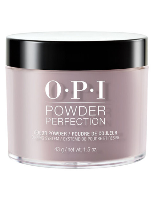 OPI Nails Powder Perfection 1.5 oz. - Taupe-less Beach