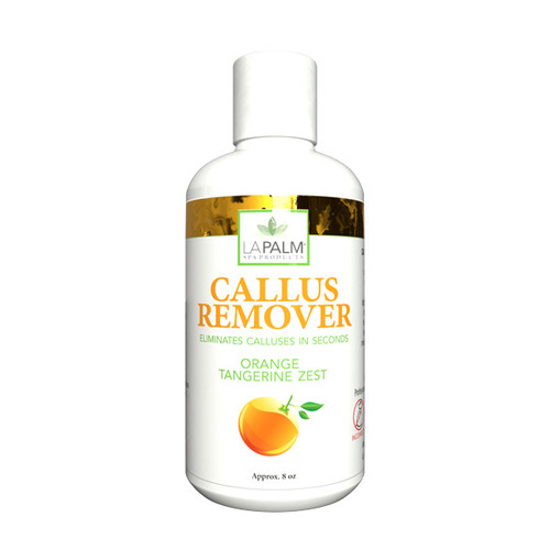 La Palm Callus Remover 8 oz - Orange Tangerine Zest