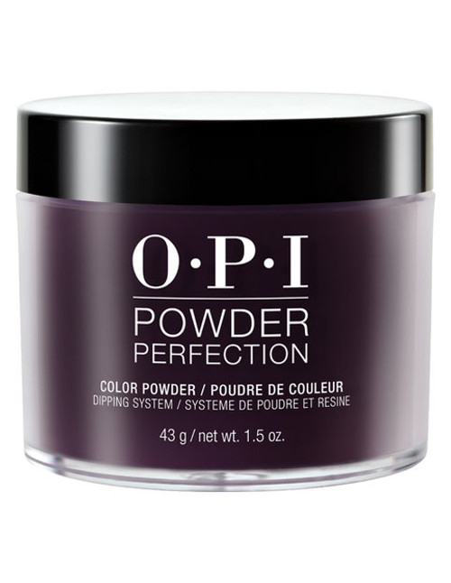 OPI Nails Powder Perfection 1.5 oz. - Lincoln Park After Dark