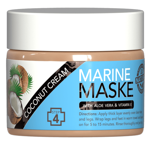 La Palm Marine Mask | 12oz | Coconut Cream