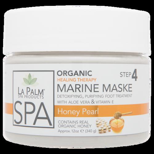 La Palm Marine Mask | 12oz | Honey Pearl