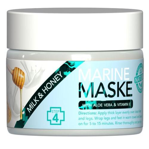 La Palm Marine Mask | 12oz | Milk & Honey