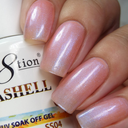 Cre8tion Seashell Collection | Soak off gel 0.5 oz | SS04