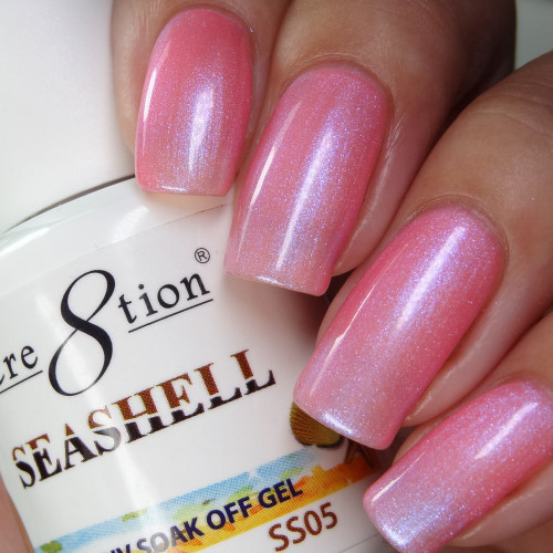 Cre8tion Seashell Collection | Soak off gel 0.5 oz | SS05