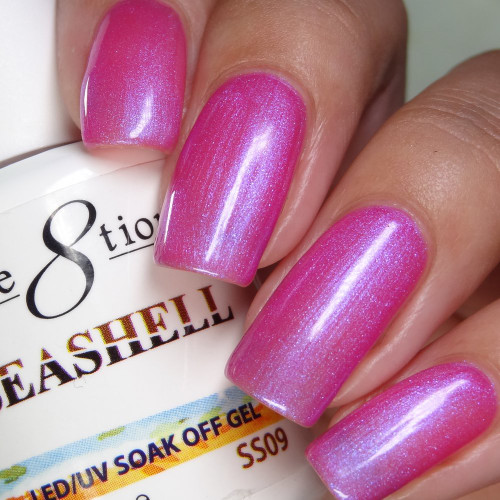 Cre8tion Seashell Collection | Soak off gel 0.5 oz | SS09