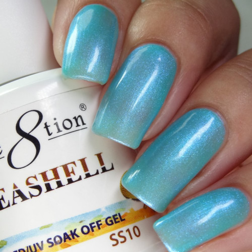 Cre8tion Seashell Collection | Soak off gel 0.5 oz | SS10