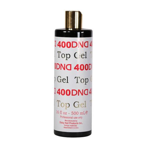 DND Gel Top 400 Refill Size 8 fl oz